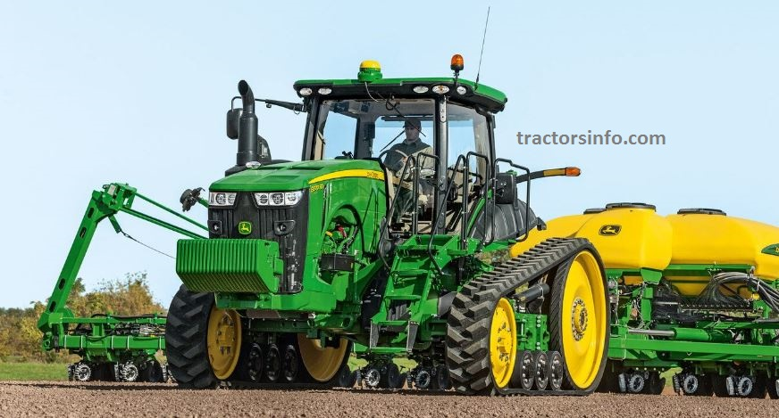 Latest John Deere 8320RT Tractor Price Specs, Review & Features