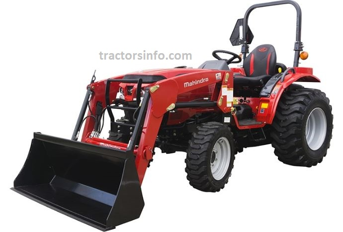 Mahindra 1626 HST OS For Sale Price