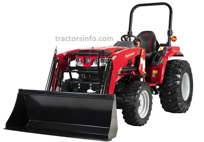 Mahindra 1626 Shuttle Compact Tractor Specifications
