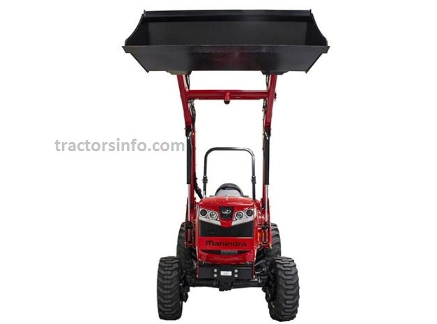 Mahindra 1635 HST OS Compact Tractor Price List in The USA