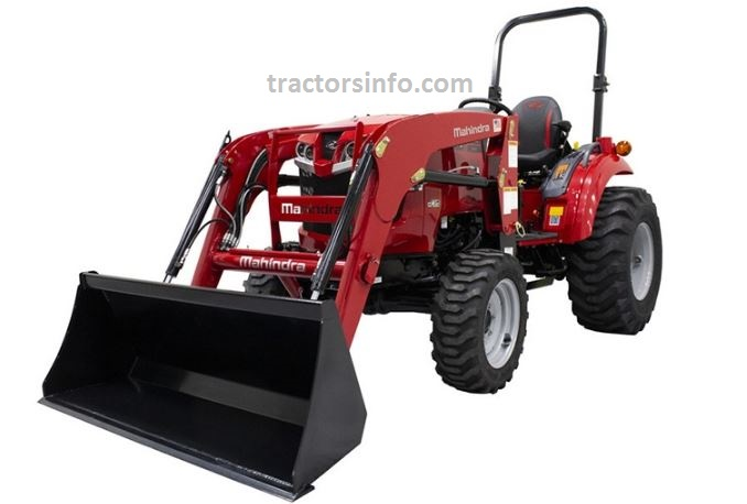 Mahindra 1635 HST OS Compact Tractor Price Specifications Key Features