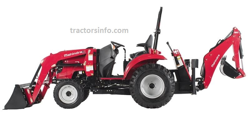 Mahindra 1635 Shuttle OS Compact Tractor Price List in The USA