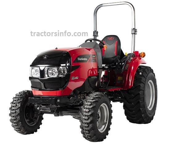 Mahindra 1640 HST For Sale Price, Specs, Review, Overview
