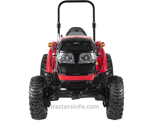 Mahindra 1640 Shuttle Compact Tractor Price List in The USA