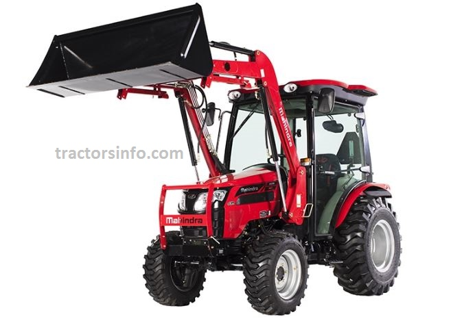 Mahindra 2638 HST CAB Tractor Price List in The USA