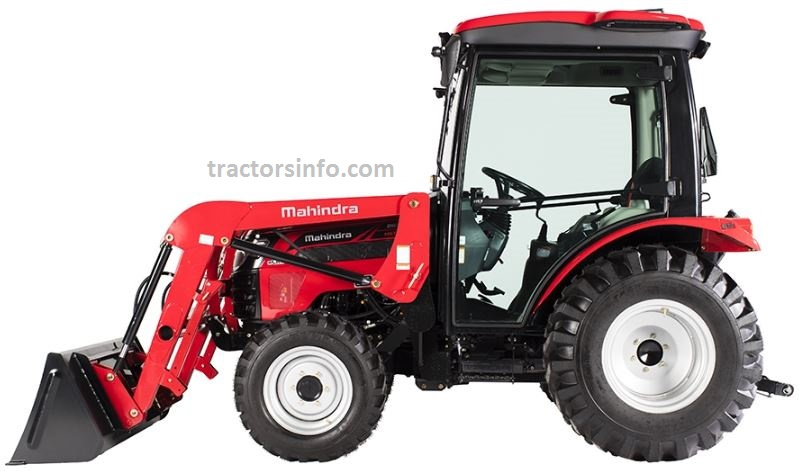 Mahindra 2638 HST CAB Tractor Specifications