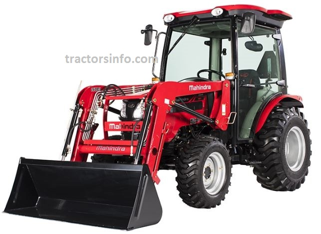 Mahindra 2638 HST CAB Tractor Specs Price Review Features