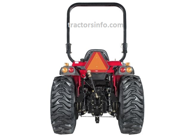Mahindra 2638 HST Tractor Specifications