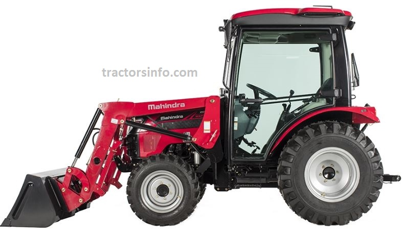 Mahindra 2645 Shuttle Cab For Sale Price USA, Specs, Review, Overview