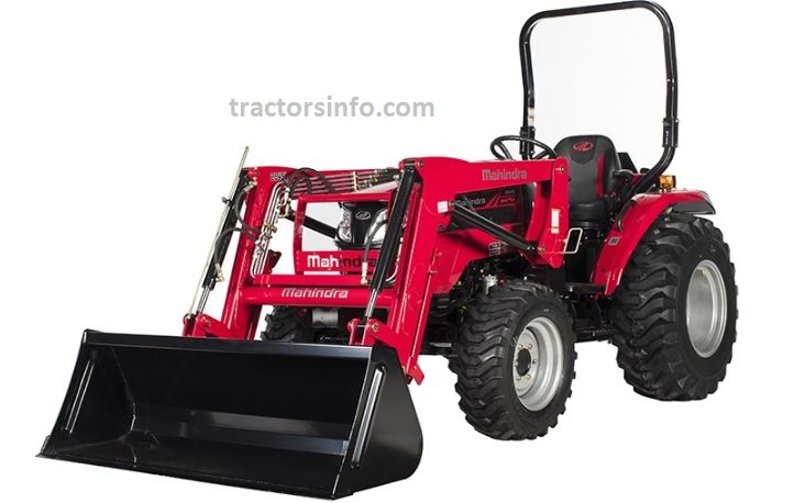 Mahindra 2645 Shuttle For Sale Price USA, Specs, Review, Overview