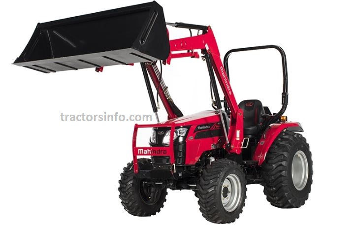 Mahindra 2645 Shuttle Tractor Price List in The USA