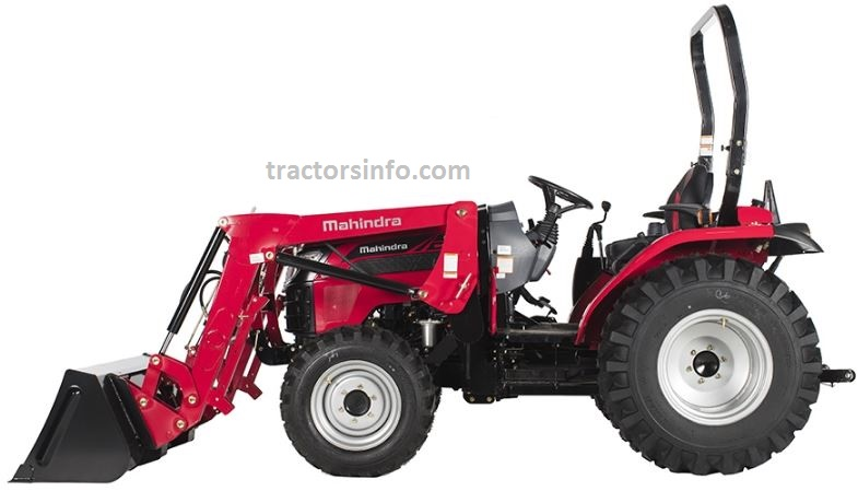 Mahindra 2645 Shuttle Tractor Specifications
