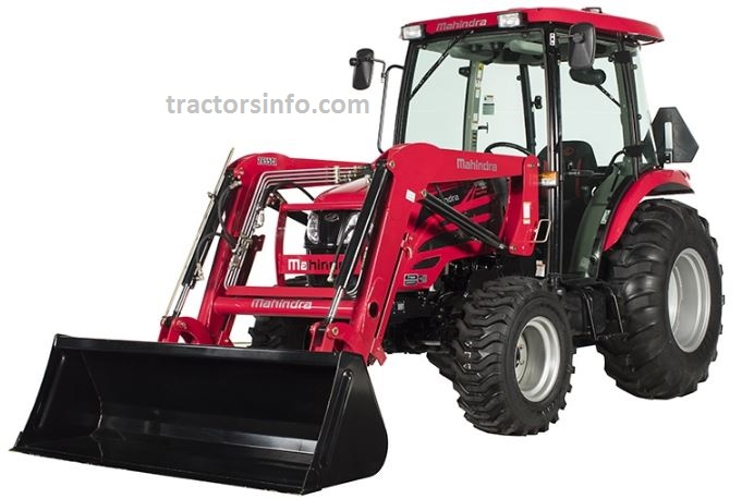 Mahindra 2655 HST CAB Compact Tractor Price List in The USA