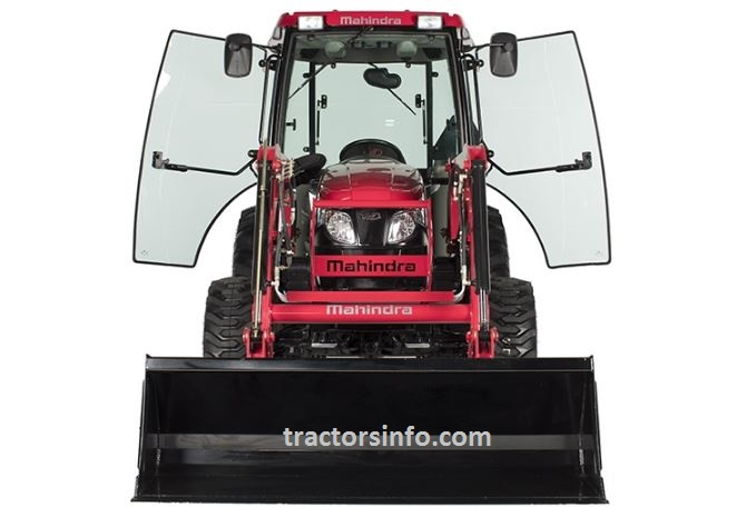 Mahindra 2655 HST CAB Compact Tractor Specifications