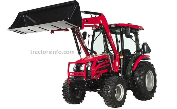 Mahindra 2655 HST CAB Tractor For Sale Price Specs Review Features