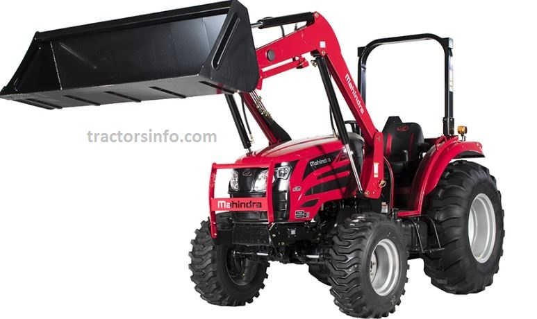 Mahindra 2655 HST OS Compact Tractor Price List in The USA
