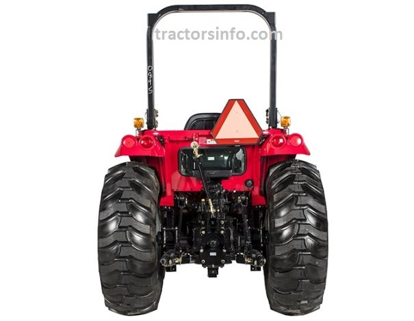 Mahindra 2655 HST OS Compact Tractor Specifications