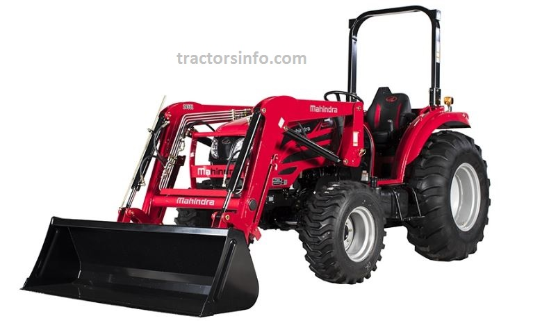 Mahindra 2655 HST OS Tractor For Sale Price Specs Review Features