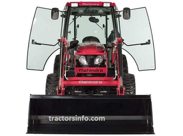 Mahindra 2655 Shuttle Cab Tractor For Sale Price USA Specs Key Features