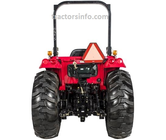 Mahindra 2655 Shuttle OS Compact Tractor Specifications