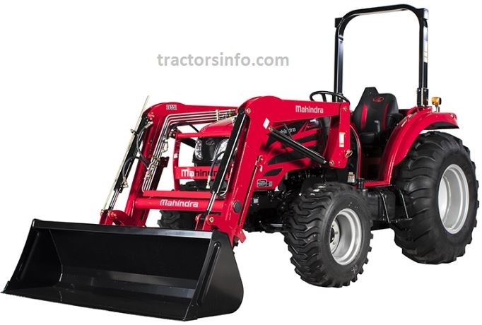 Mahindra 2655 Shuttle OS For Sale Price, Specs, Review, Overview