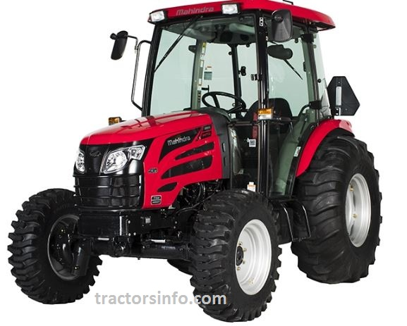 Mahindra 2665 HST CAB Compact Tractor Price List in The USA