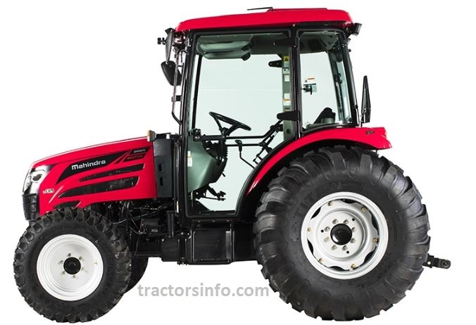 Mahindra 2665 HST CAB Compact Tractor Specifications