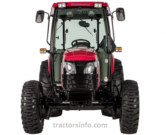 Mahindra 2665 HST CAB Tractor Price Specification Key Features
