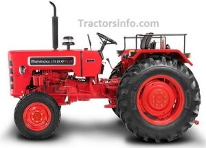 Mahindra 275 DI XP Plus Tractor Price in India Specs Review