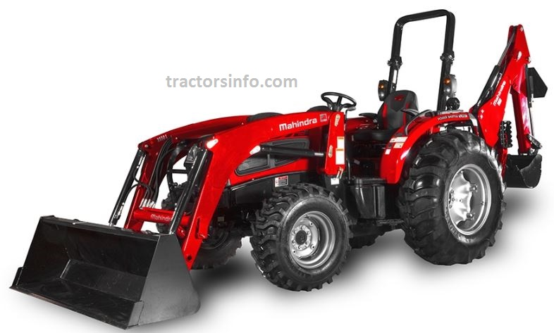Mahindra 3640 PST OS Compact Tractor Price List in The USA