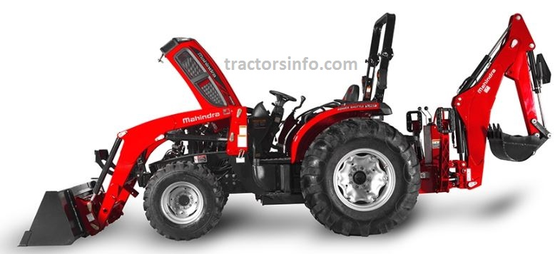 Mahindra 3640 PST OS Compact Tractor Specifications