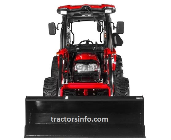 Mahindra 3650 HST Cab Tractor Specifications