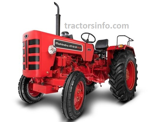 Mahindra 475 DI XP Plus Tractor Price Specs Review Features & Images