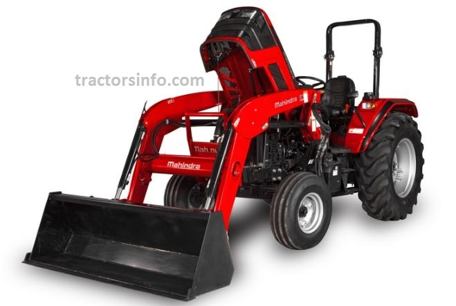 Mahindra 6065 2WD Power Shuttle Tractor Price List