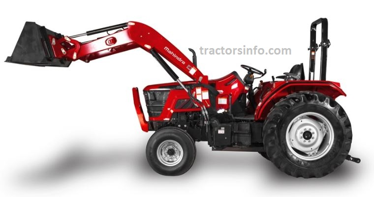 Mahindra 6065 2WD Power Shuttle Tractor Specifications
