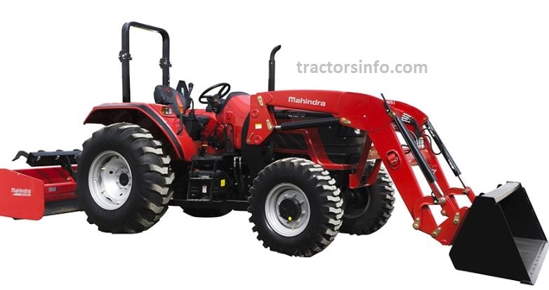 Mahindra 6065 4WD Power Shuttle For Sale Price USA, Specs, Review, Overview