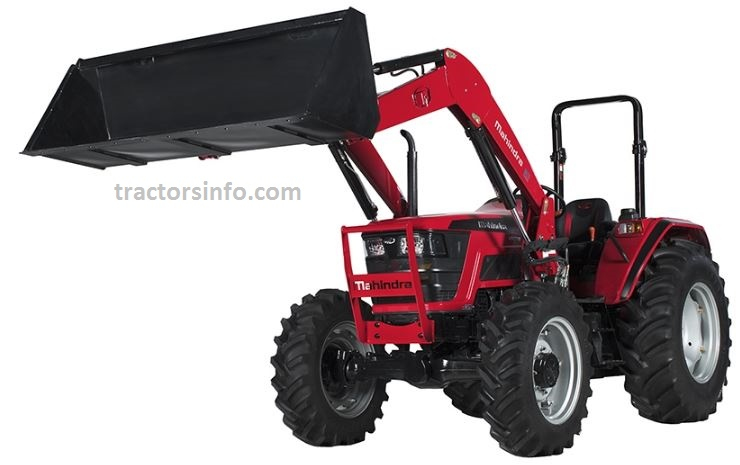 Mahindra 6065 4WD Power Shuttle Tractor Price List