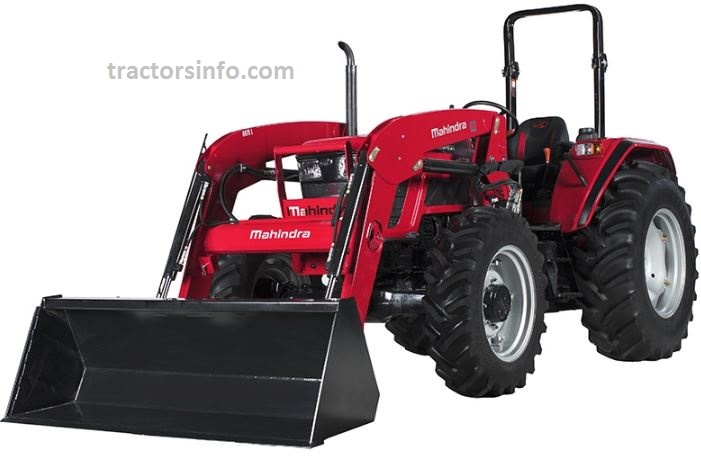 Mahindra 6065 4WD Power Shuttle Tractor Specifications