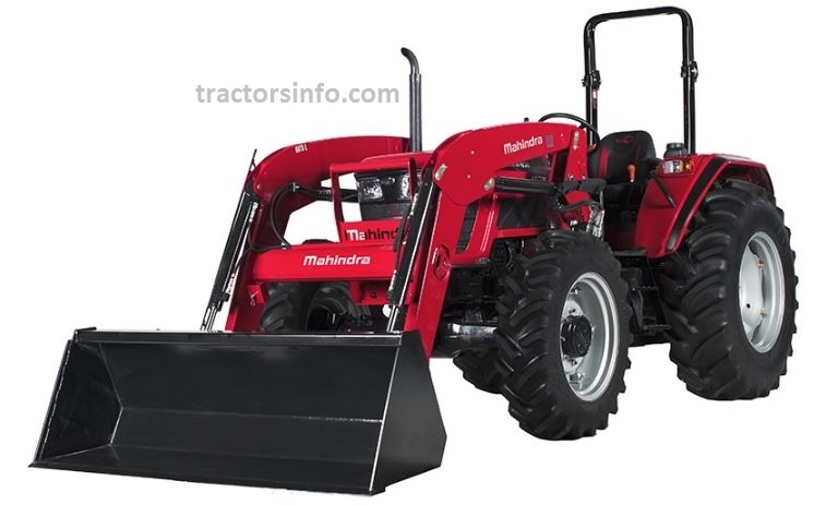 Mahindra 6075 Power Shuttle 4WD Tractor For Sale Price Specs Features