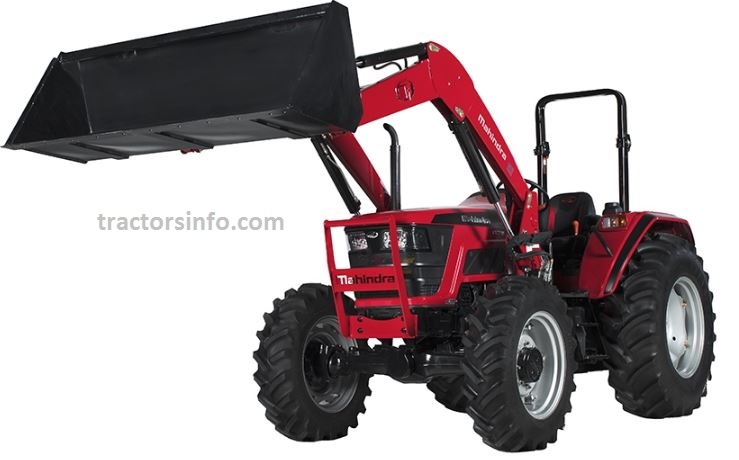 Mahindra 6075 Power Shuttle 4WD Tractor Price List in The USA