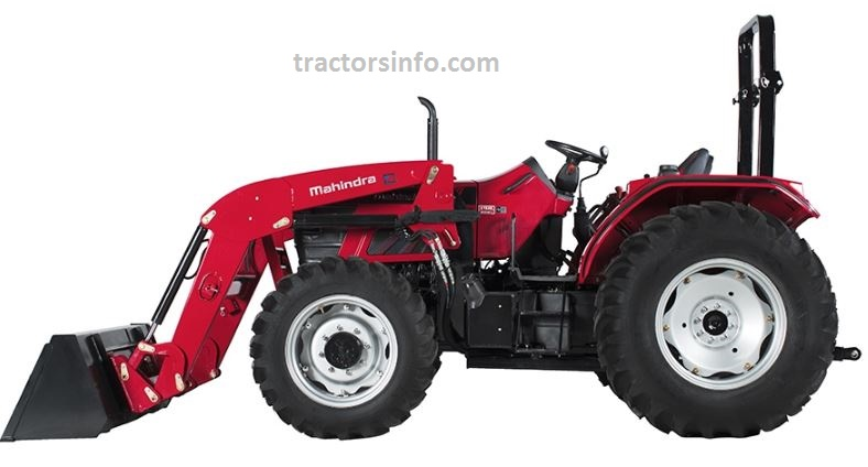 Mahindra 6075 Power Shuttle 4WD Tractor Specifications