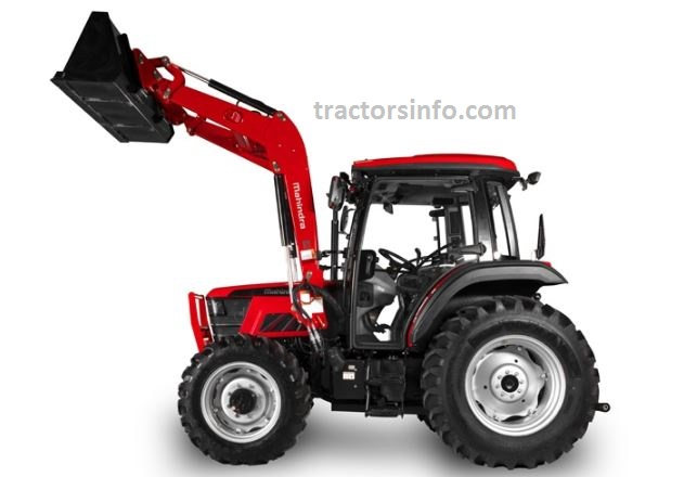 Mahindra 6075 Power Shuttle Cab 4WD Tractor Price List in The USA