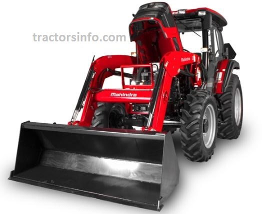 Mahindra 6075 Power Shuttle Cab 4WD Tractor Specifications