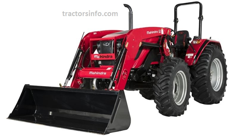 Mahindra 7085 4WD OS Tractor Price List in The USA