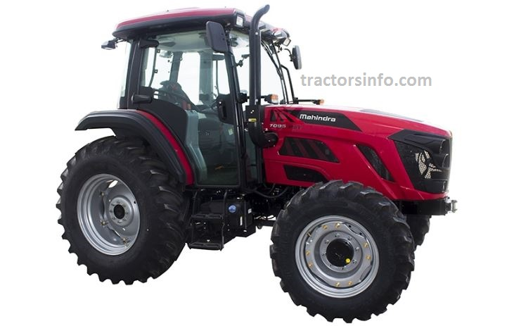 Mahindra 7095 4WD Cab For Sale Price USA, Specs, Review, Overview