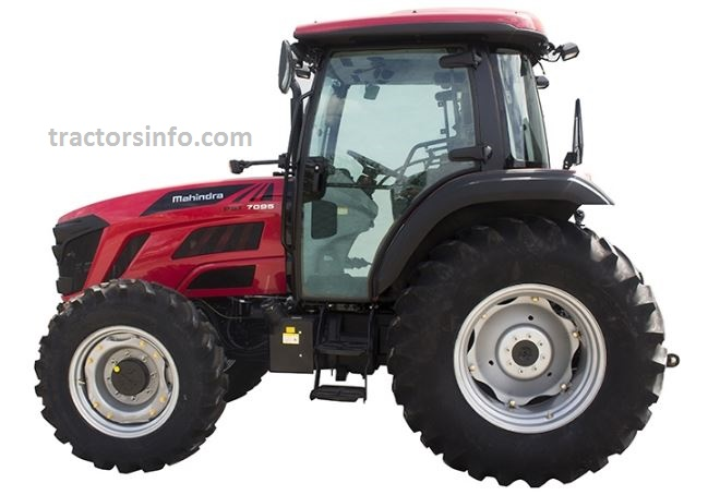 Mahindra 7095 4WD Cab Tractor Price List in The USA