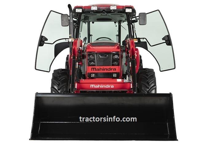 Mahindra 8090 PST Tractor Key Feature