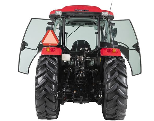 Mahindra 8090 PST Tractor Specifications