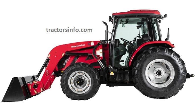 Mahindra 8100 PST Tractor Price List in The USA