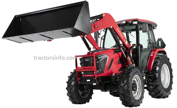 Mahindra 8100 PST Tractor Specifications